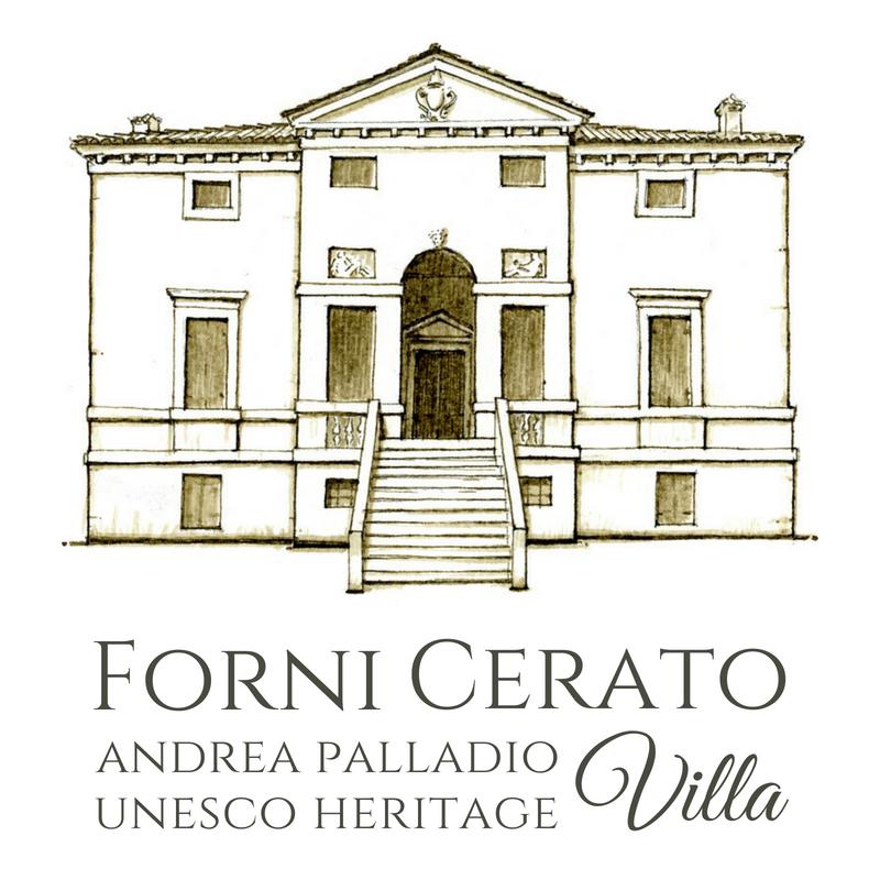 Villa palladiana patrimonio dell'UNESCO